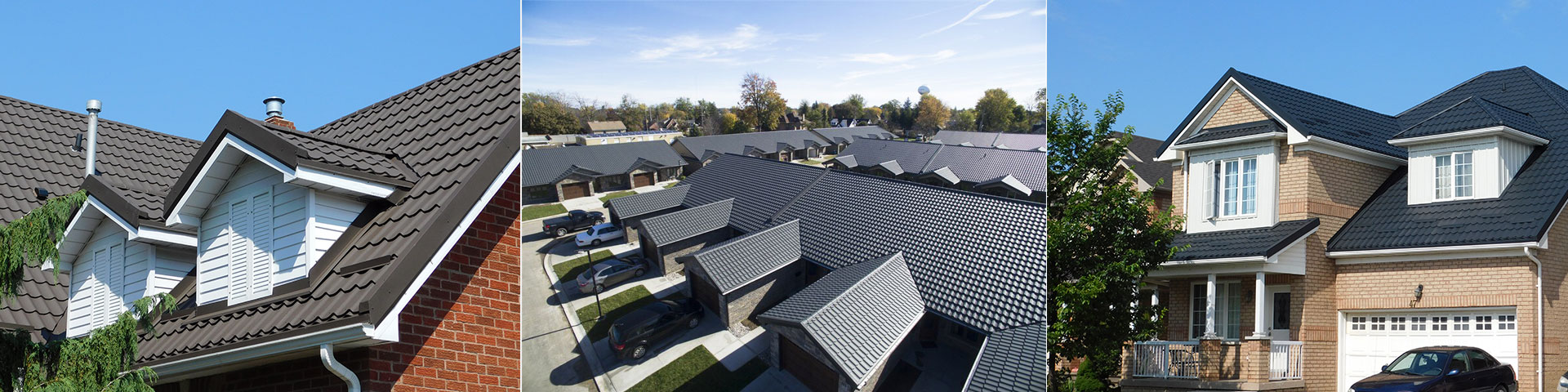 Oakville metal roofing company