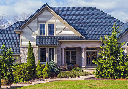 Oakville metal roofing